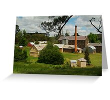 Anderson's Mill,Smeaton  Greeting Card