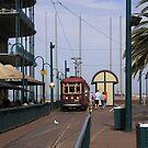 Glenelg Tram by Richard Cassar