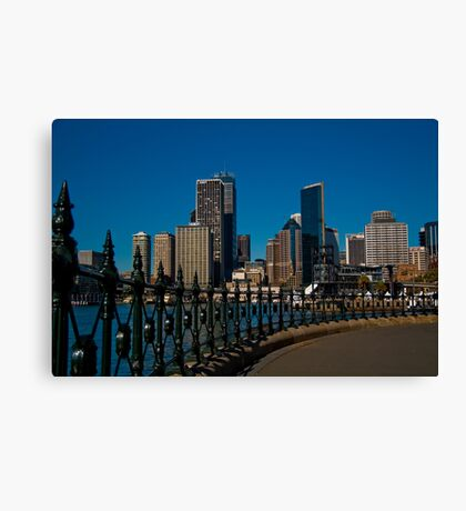 Second Annual World Wide Photo Walk, Sydney Canvas Print