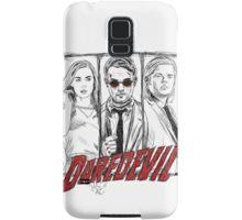 Daredevil Comic Samsung Galaxy Case/Skin