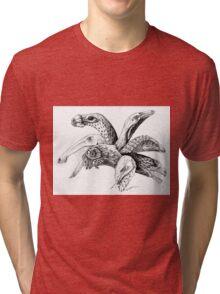 The Plant-Eater Squad Tri-blend T-Shirt