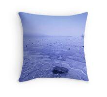 Derwentwater Cumbria Throw Pillow