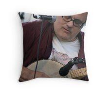 Eugene Chadbourne Throw Pillow