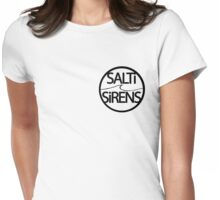 Salti Sirens Wave Womens Fitted T-Shirt