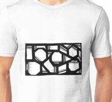 BW Geometrics Unisex T-Shirt