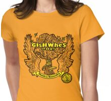 "GiShWhes ""Death to Normalcy"" Kale Shirt--YELLOW (Support Random Acts Charity!) Womens Fitted T-Shirt"