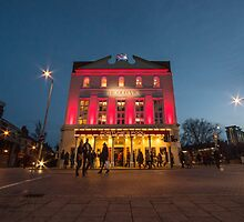 The Old Vic  by Rob Hawkins