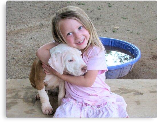 Puppy Love by Ginny York