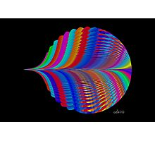 sdd Abstract Fractal 96H Photographic Print