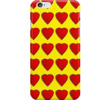 Comic Heart iPhone Case/Skin