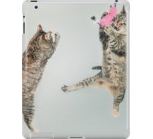 MEOW Playing Cats iPad Case/Skin