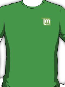 Linux Mint Flat T-Shirt
