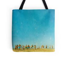 the spectacle Tote Bag