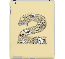 Bones 2 iPad Case/Skin
