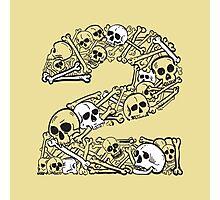 Bones 2 Photographic Print