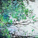 Autumn 5 Green by Mareike Böhmer