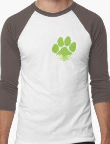 F&F Earth Lover Paw Men's Baseball ¾ T-Shirt