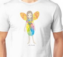 The Littlest Fae - Faery - Fairy- Rainbow  Unisex T-Shirt