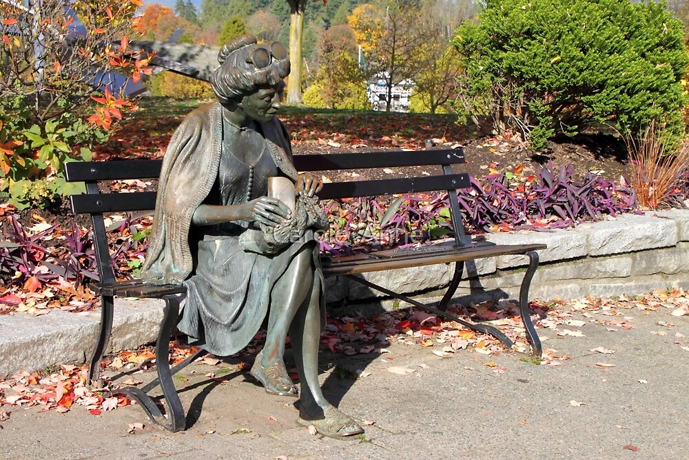 """""""The Search"""", Vancouver, Canada by Carole-Anne"""