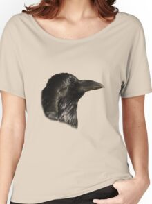 Sunset Raven Women's Relaxed Fit T-Shirt