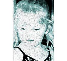 Blonde Photographic Print