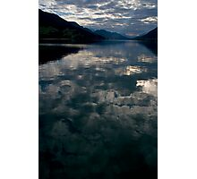 Dawn at the Lake Photographic Print
