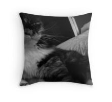 MOI! Throw Pillow