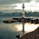Lighthouse Jette Bains des Paquis Geneva by David Freeman