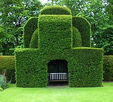 Come rest a while amidst my topiary by Yampimon