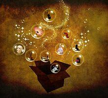Memory Box by Nathalie Chaput