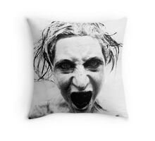 Time of the month Throw Pillow