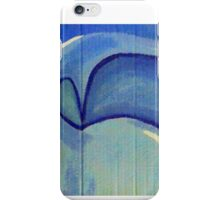 an excess of blue iPhone Case/Skin