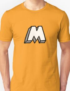 M by Manly Design T-Shirt