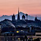 Geneva Cathederal St Pierre by David Freeman