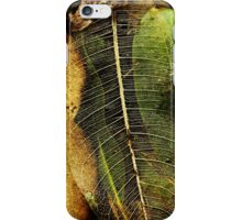 Natural decay iPhone Case/Skin