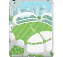 Space Cricket iPad Case/Skin