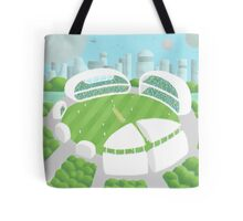 Space Cricket Tote Bag