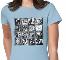 Fascets Tee Womens Fitted T-Shirt