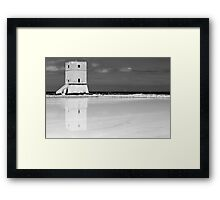 All Along..... Framed Print
