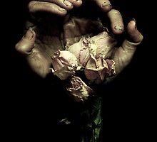 Handy flowers by Etienne RUGGERI Artwork eRAW