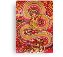 dragon 8 Canvas Print