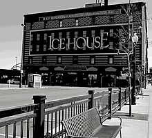 Ice House by Pamela Hubbard