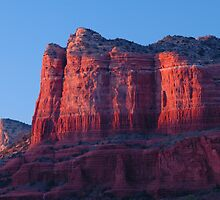 Courthouse Rock, Sedona, Arizona by fauselr