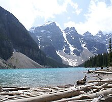Lake Moraine by stampmouse