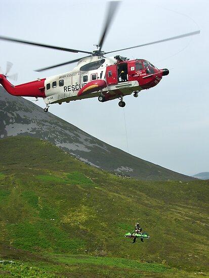 Rescue 118 by Damien O'Halloran