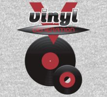 Vinyl Generation by tudi