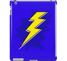 Comic Lightening iPad Case/Skin