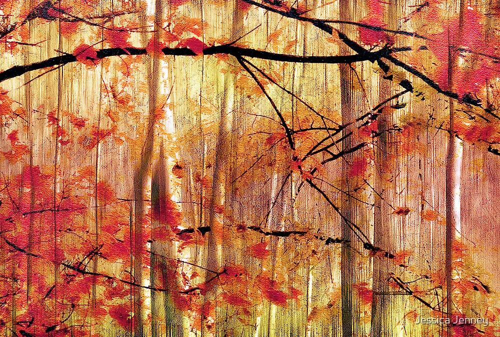 Autumn Impressions by Jessica Jenney