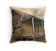 Two Doors Down Throw Pillow