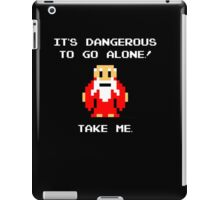 A Lonely Old Man iPad Case/Skin